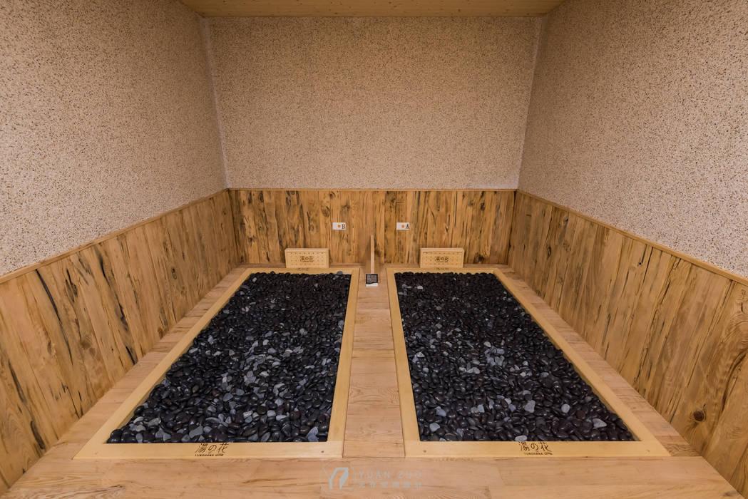 湯の花 -岩盤浴 元作空間設計 商業空間