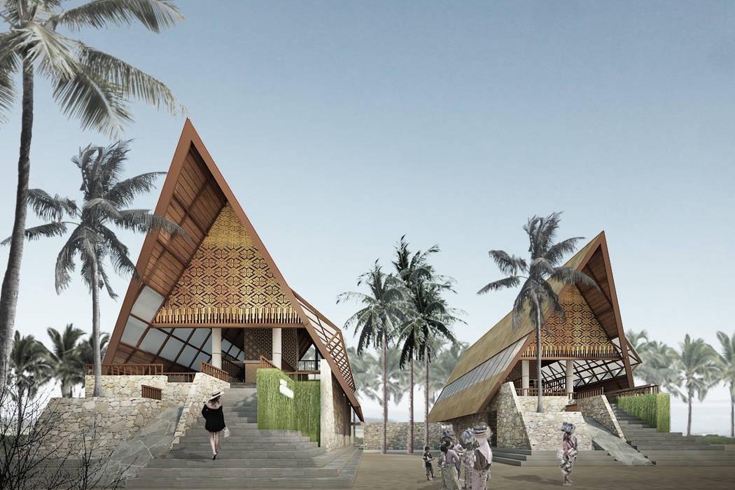 Centros comerciais  por midun and partners architect