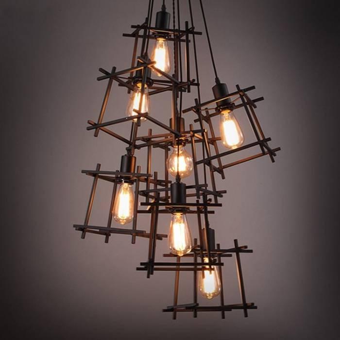 arge aydınlatma  – cafe restoran aydınlatma imalatı :  tarz İç Dekorasyon,