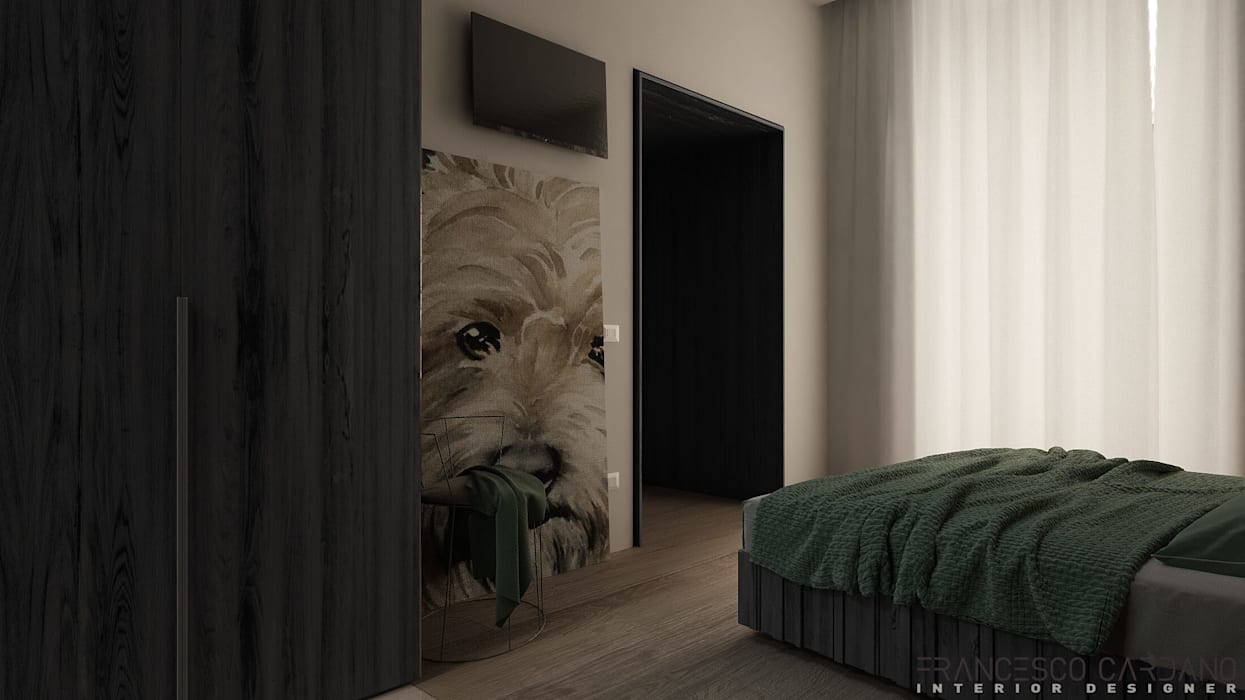 Designer camere da letto for Mobili jungmann