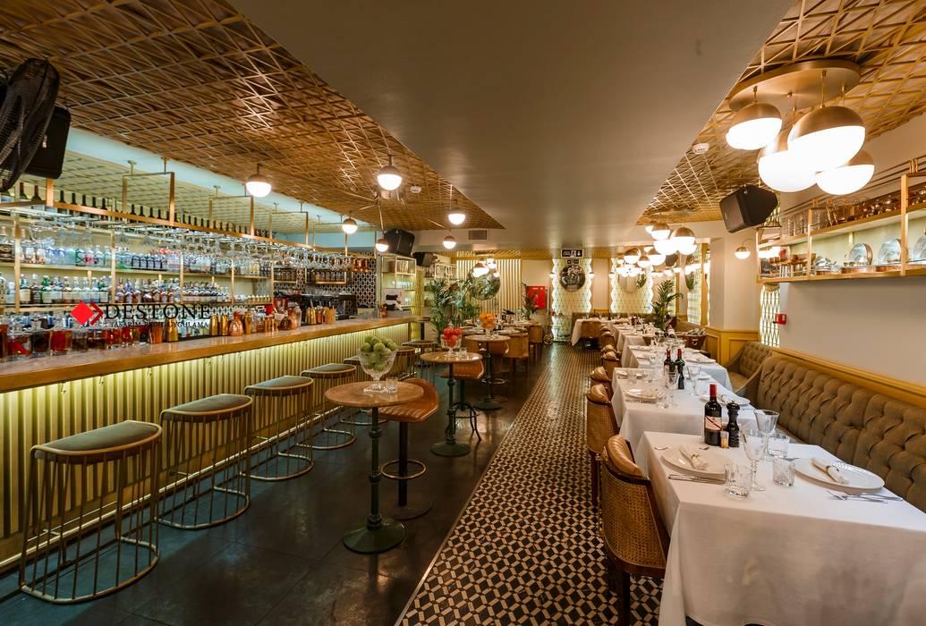 Scandinavische bars & clubs van DESTONE YAPI MALZEMELERİ SAN. TİC. LTD. ŞTİ. Scandinavisch