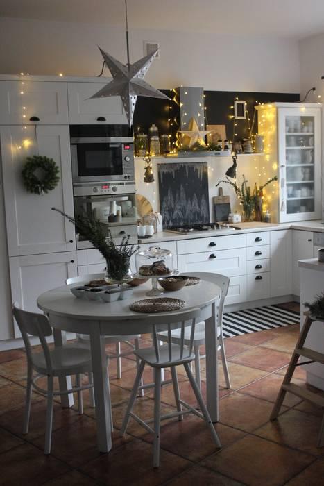 Kuchnia W Stylu Skandynawskim Dla Miłośników Natury Styl