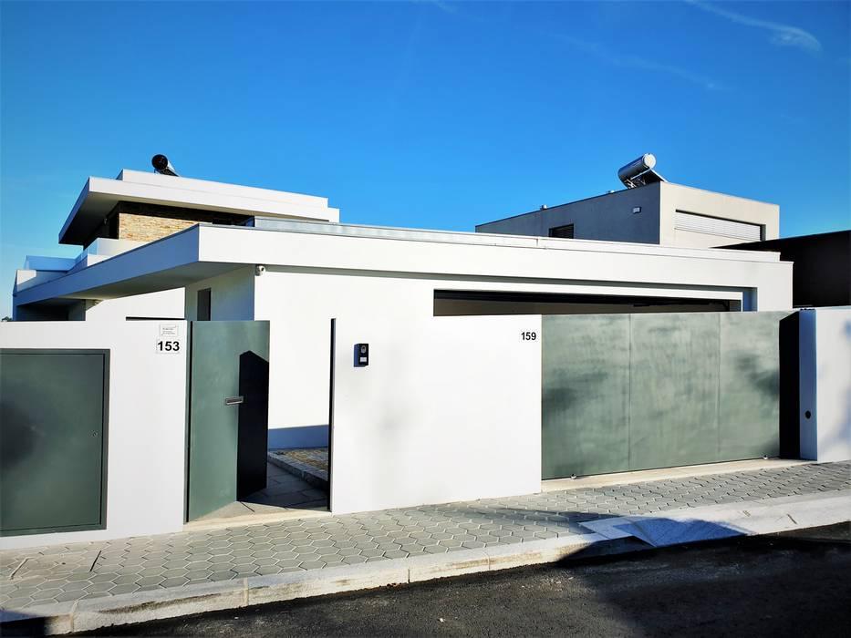 Дома на одну семью в . Автор – Jesus Correia Arquitecto, Модерн