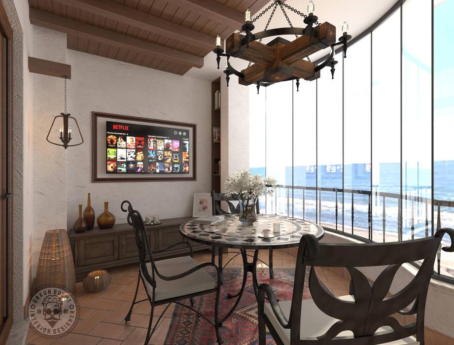 Orkun BULUT  – nueve:  tarz Balkon