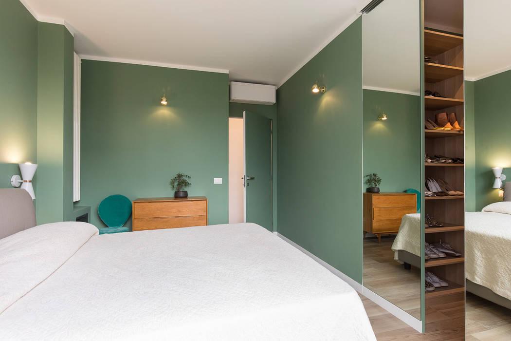 Camera da letto matrimoniale: camera da letto in stile di ...