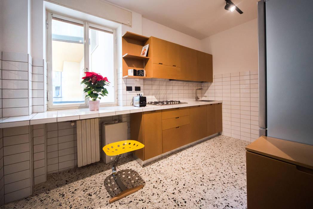 Cucina: Cucina in stile  di PADIGLIONE B