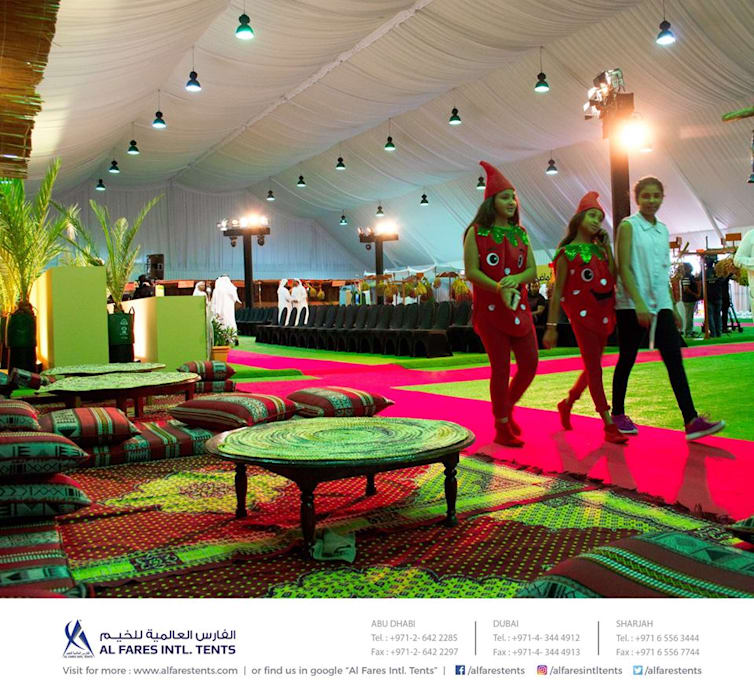 Tents, Event marquees, Temporary structures   Al Fares International Tents, Dubai, Abu Dhabi, Sharjah, Riyadh :  Event venues by AL FARES INTERNATIONAL TENTS