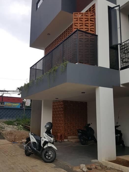 by agata architects Tropical Bricks