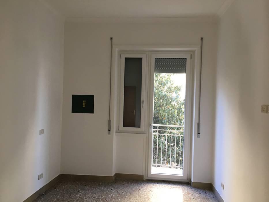 Ufficio - prima: Soggiorno in stile  di Antonella Petrangeli