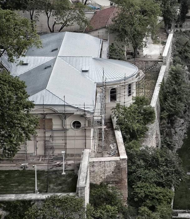 Butik Çatı & Proje Danışmanlık 屋頂 鋁箔/鋅