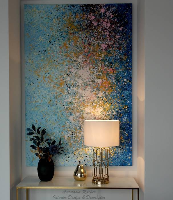 by Anastasia Reicher Interior Design & Decoration in Wien Сучасний