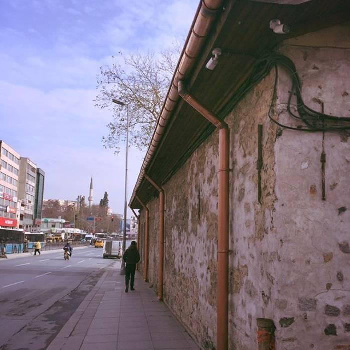 von Butik Çatı & Proje Danışmanlık Klassisch Kupfer/Bronze/Messing