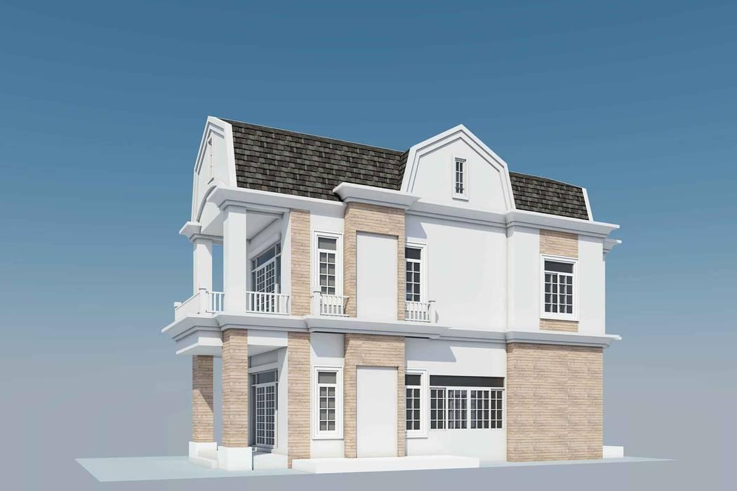 รับสร้างบ้าน และออกแบบบ้าน โดย LEK ARCHITECT คันทรี่