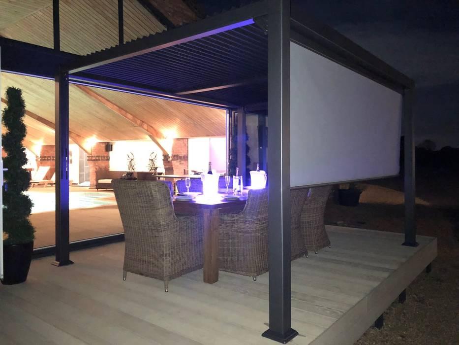 Galaxy Gazebo Moderne tuinen van Garden Furniture Centre Modern