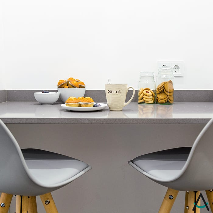 par Estudi Aura, decoradores y diseñadores de interiores en Barcelona Moderne Céramique