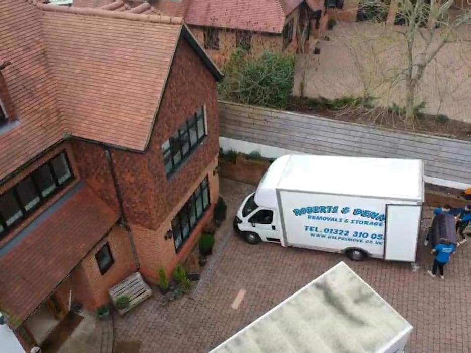 Large house removal:  Houses by Roberts and Denny's Removals & Storage  (Kent) Ltd, Classic