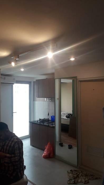 Dapur Oleh indra firmansyah architects Minimalis