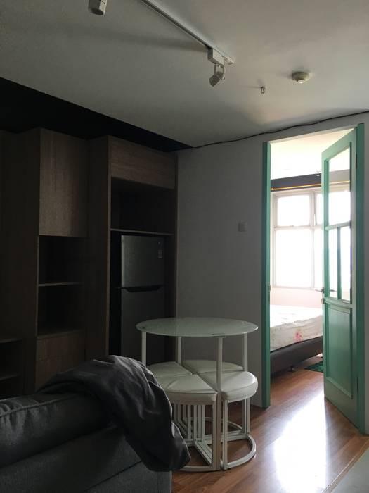 Ruang Makan Ruang Makan Minimalis Oleh indra firmansyah architects Minimalis