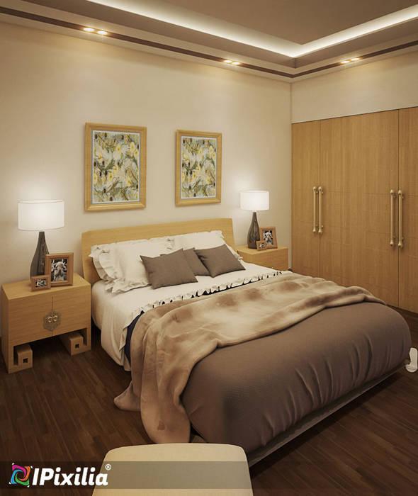 :  غرفة نوم تنفيذ IPixilia,