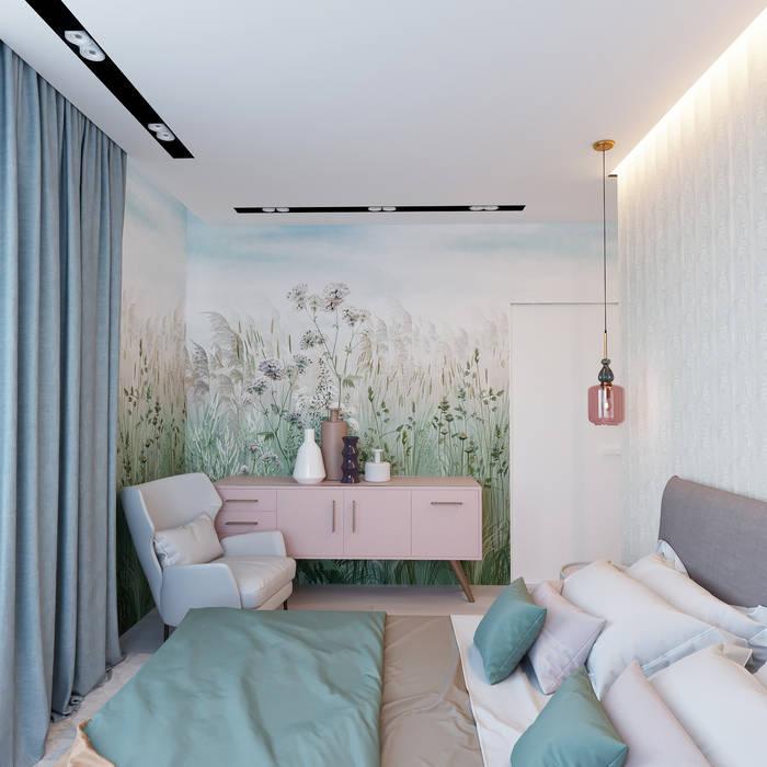 Petites chambres de style  par GELA_design