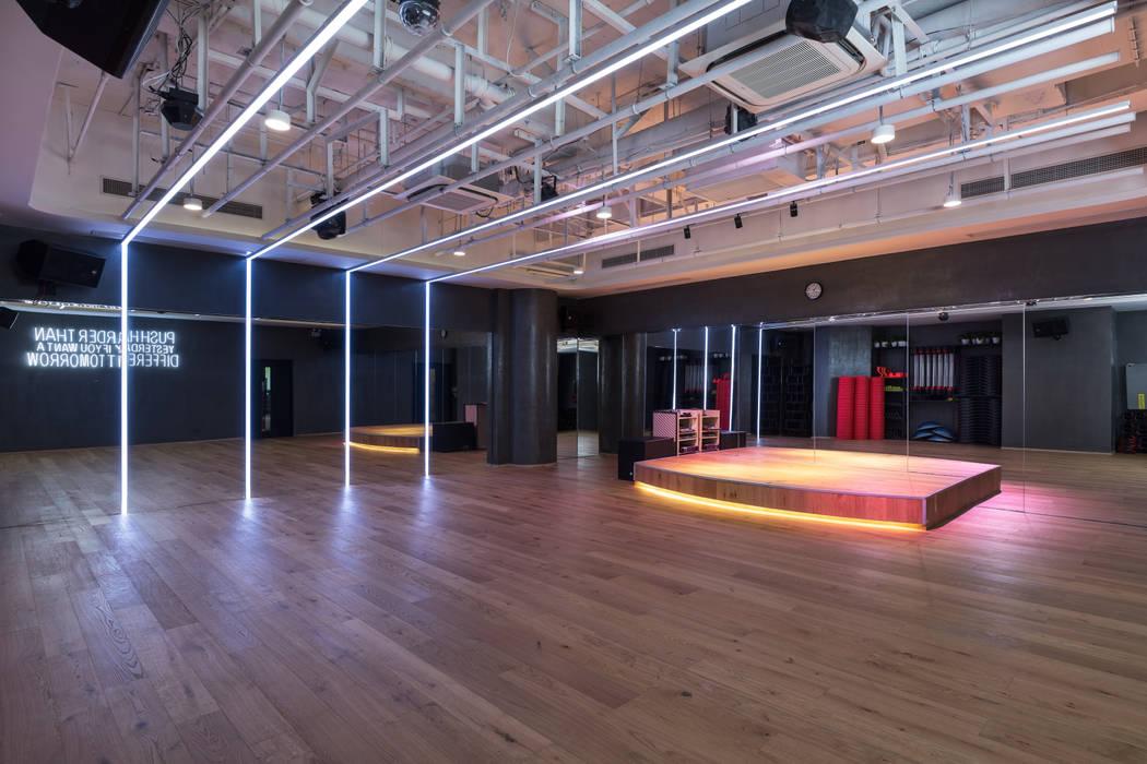 On Designlab.ltd Gym