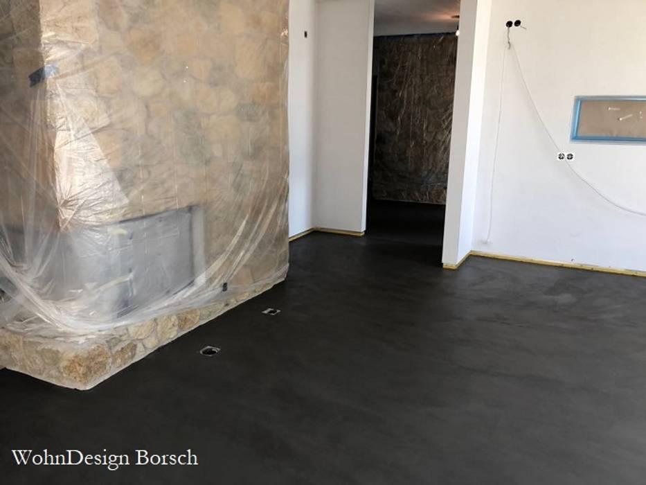 Fugenloser Boden Boden Von Malerbetrieb Dirk Borsch Homify