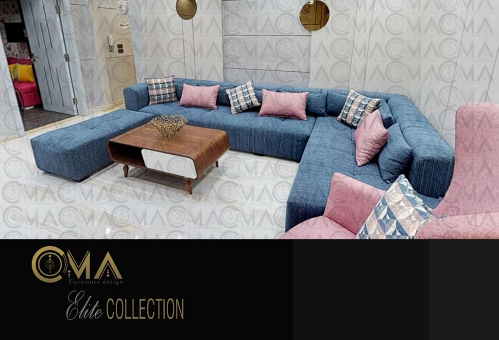 de comaart.furniture Moderno