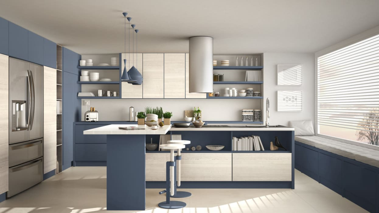 Modular Kitchen Designs In Hyderabad Asian By Nxt Dream Interiors Asian Homify