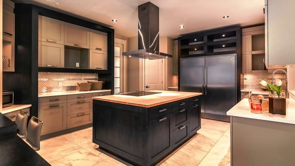 Modular Kitchen Designs In Hyderabad Classic By Nxt Dream Interiors Classic Homify