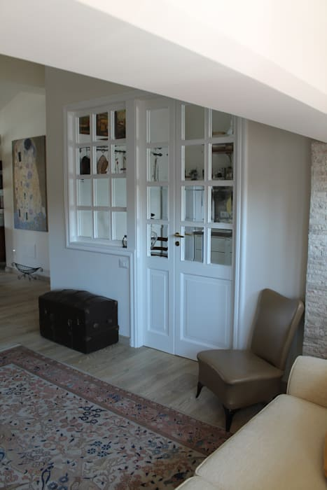 Livings de estilo clásico de Caleidoscopio Architettura & Design Clásico