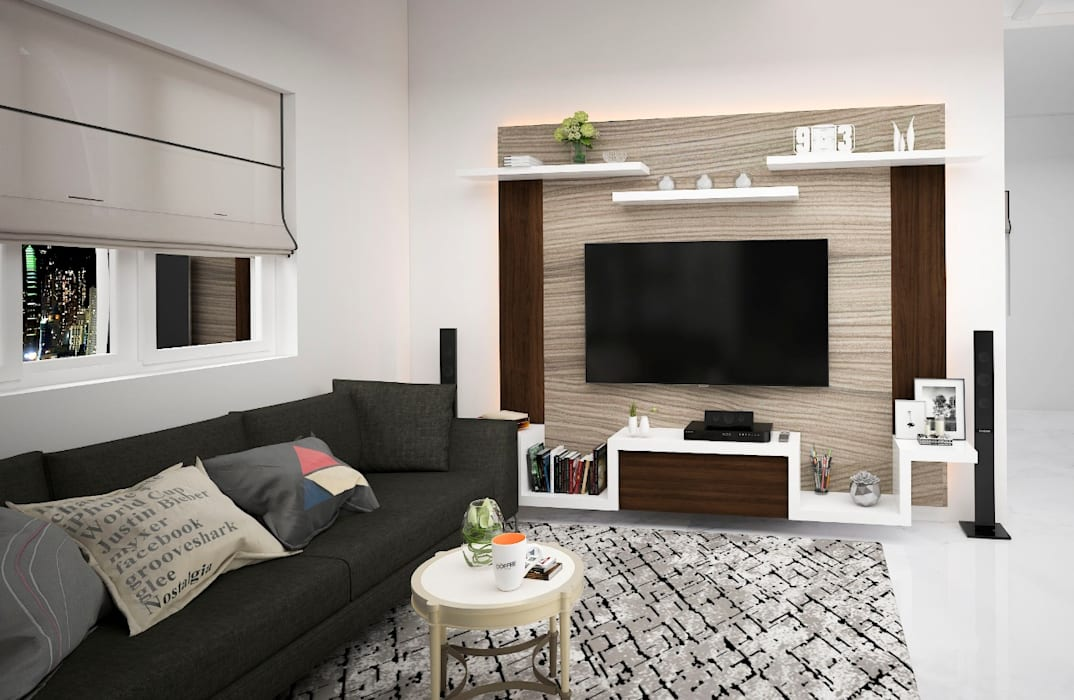 DRAWING TV UNIT:   by Inside Element