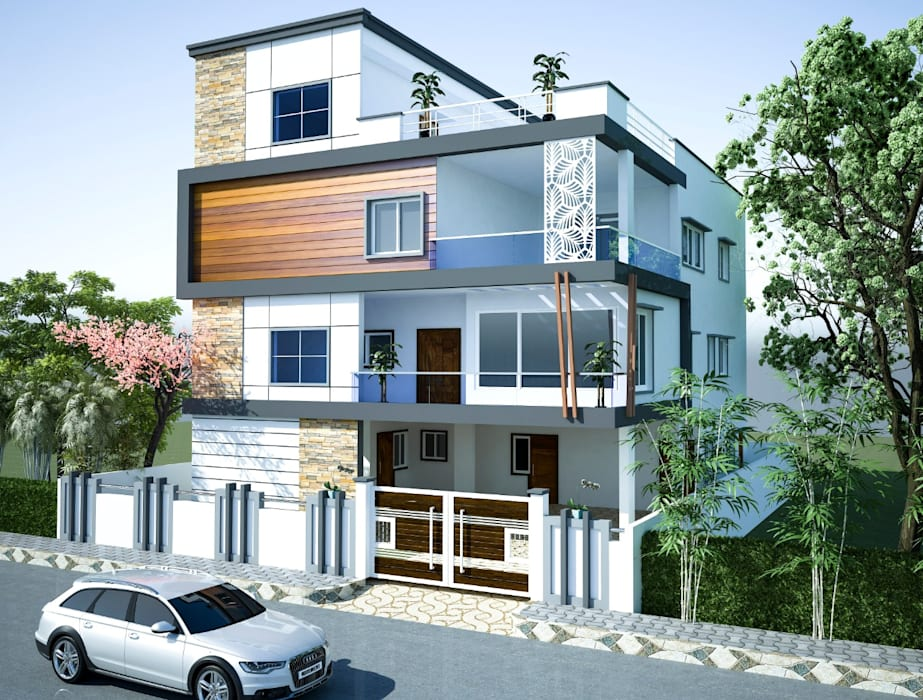 VILLA 2 by homify