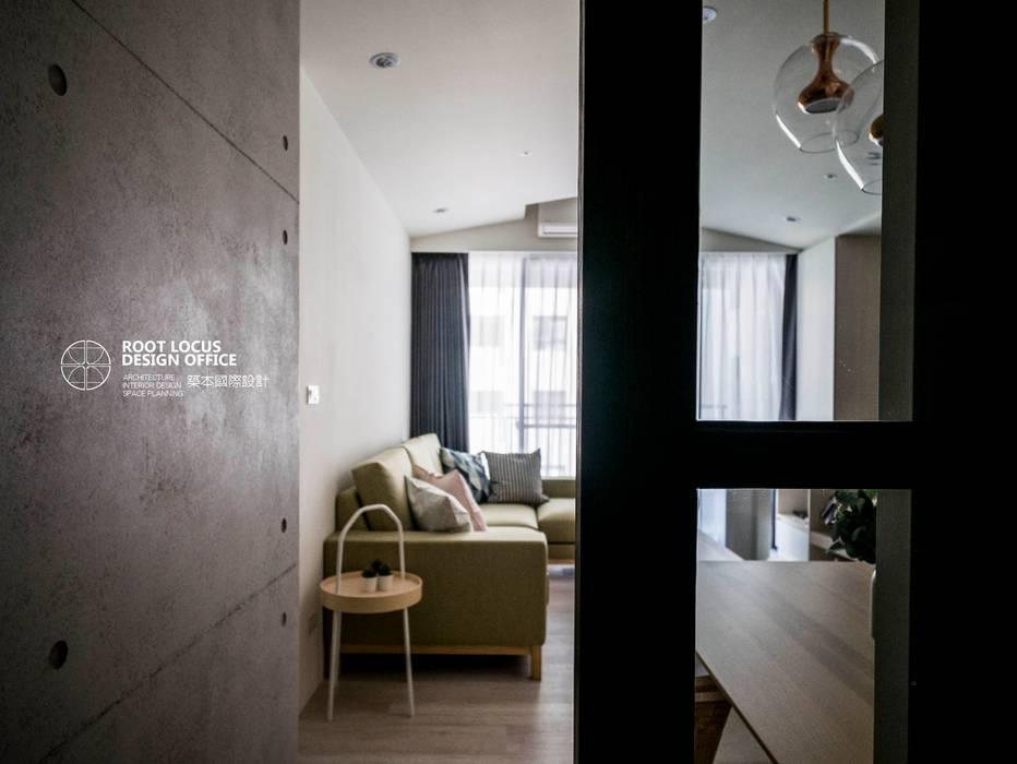 Dining room by 築本國際設計有限公司, Scandinavian