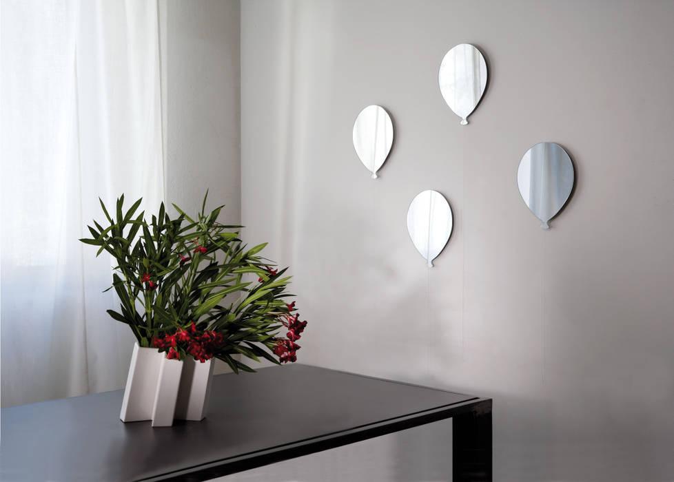 Specchio balloon soggiorno moderno di creativando srl ...