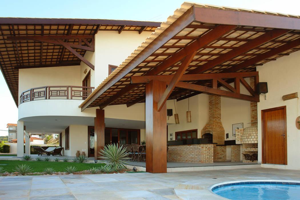 Casas modernas de Interart Arquitetura Moderno