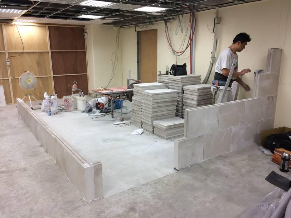 兒童醫院兒少保護醫療中心 - 施工案例 根據 寶瓏室內裝修有限公司