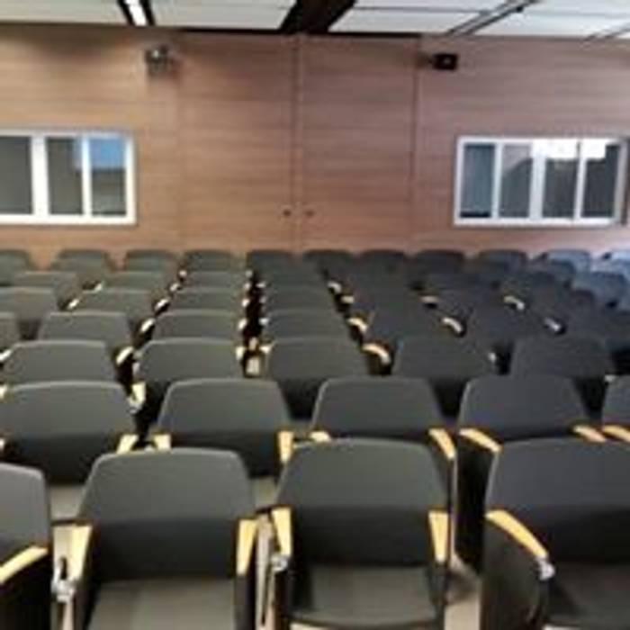 KENP - soluções em áudio e vídeo Modern event venues