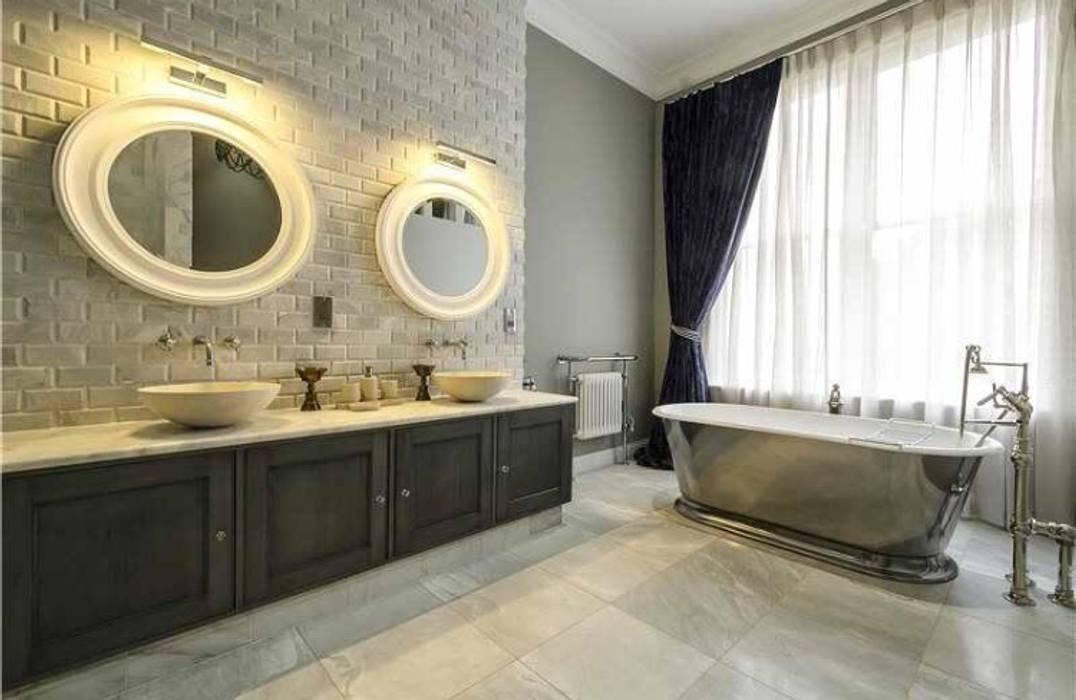 Maida Vale Townhouse Whitehouse Interiors BathroomDecoration