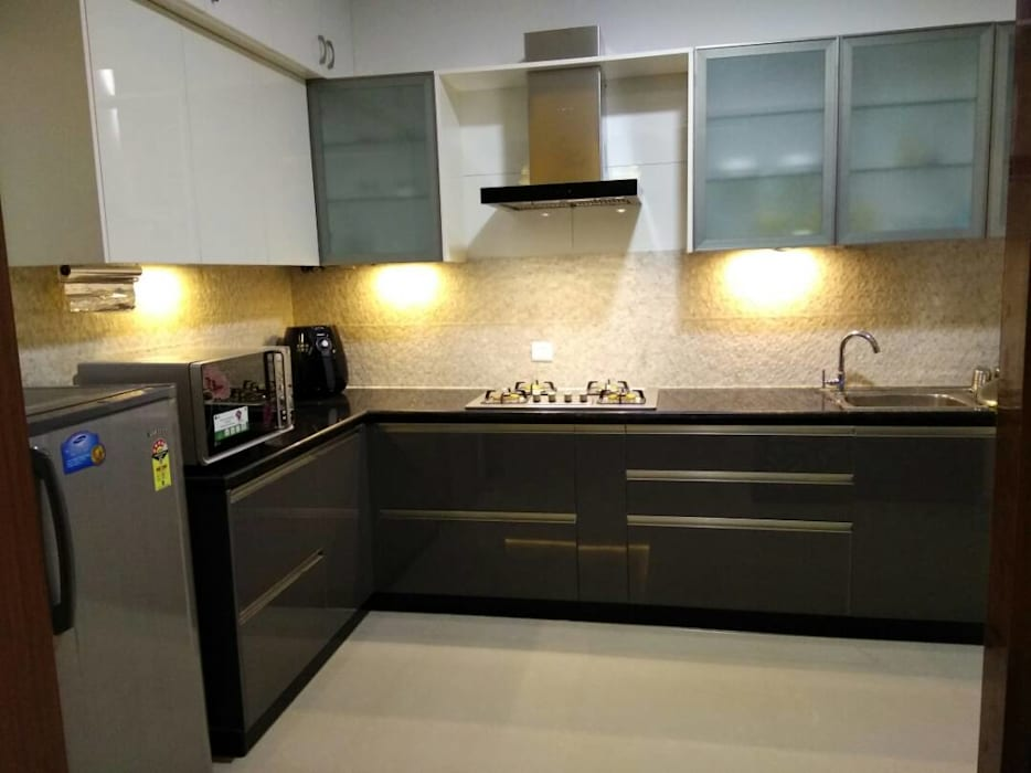 Kitchen Projects by SSDecor Asian