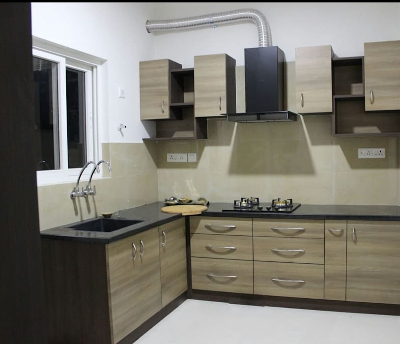 Kitchen units by SSDecor, Classic