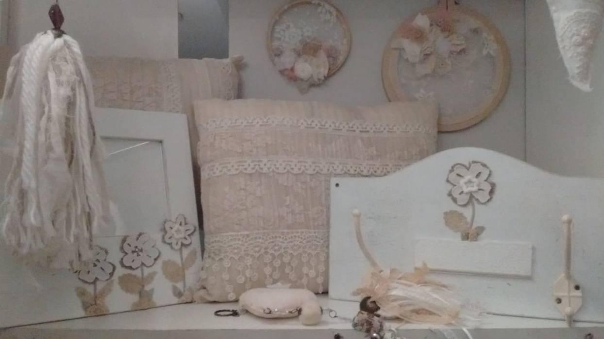 Estilo vintage shabby chic - La Plata: Comedores de estilo  por ANADECO - Decoradora y Diseñadora de Interiores - La Plata