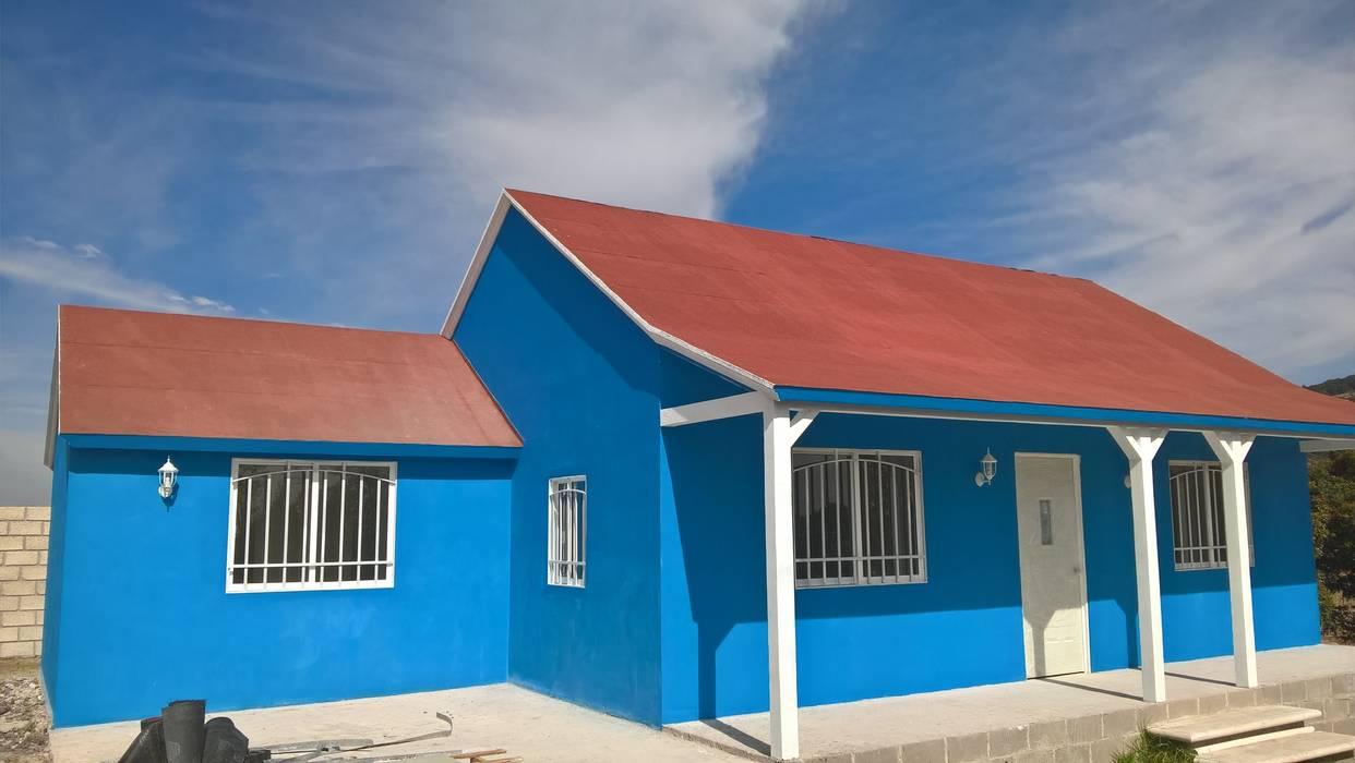 casa prefabricada de 100 mts2 3 de Casa Prefabricada en Mexico. Rural