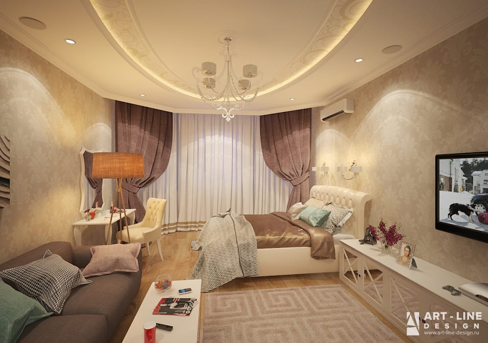 Art-line Design Спальня