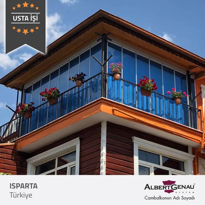 Albert Genau – Isparta:  tarz Balkon,