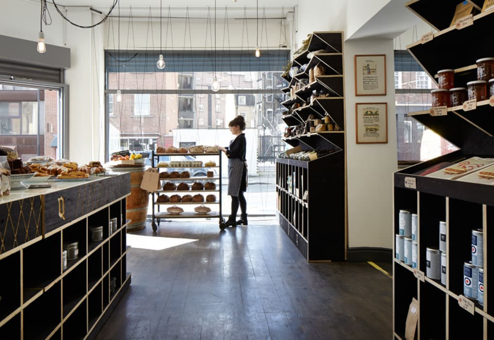 The Quality Chop Shop:  Commercial Spaces by Shape London,