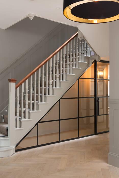 Under stair storage Shape London Stairs