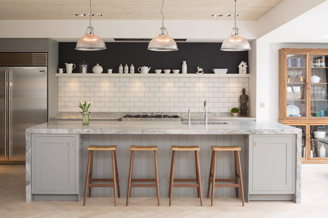 Kitchen Island Shape London Kitchen units