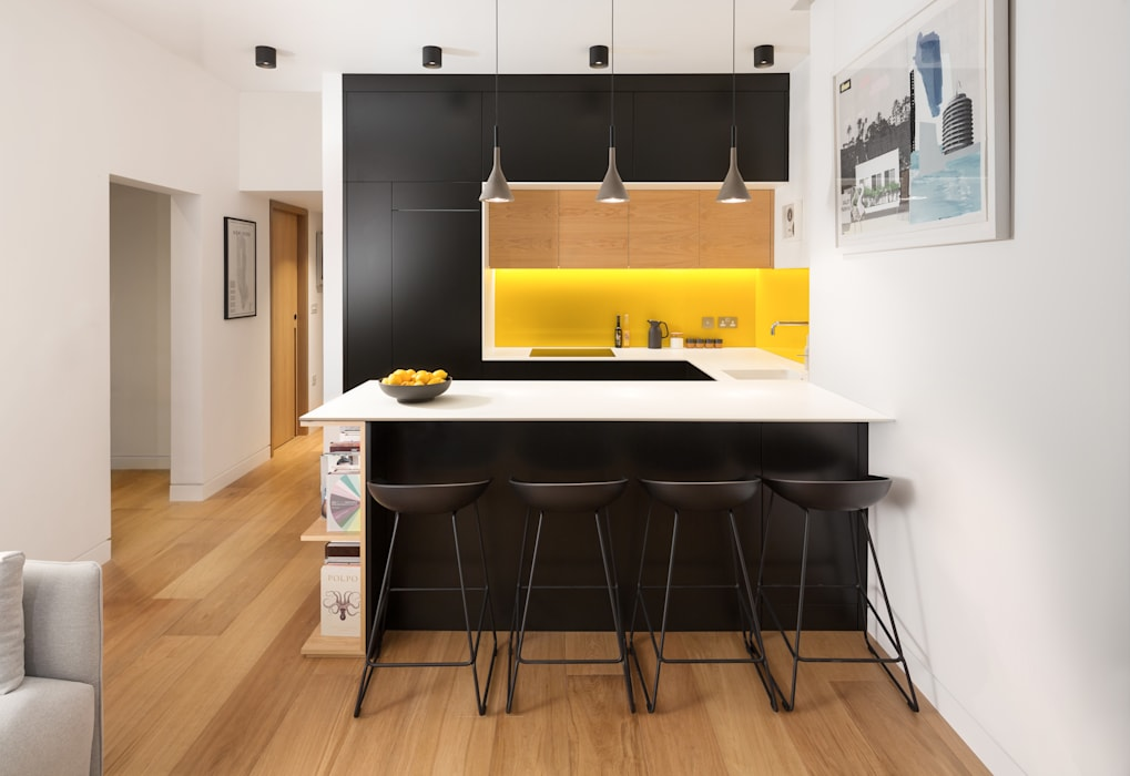 Kitchen by Shape London Modern