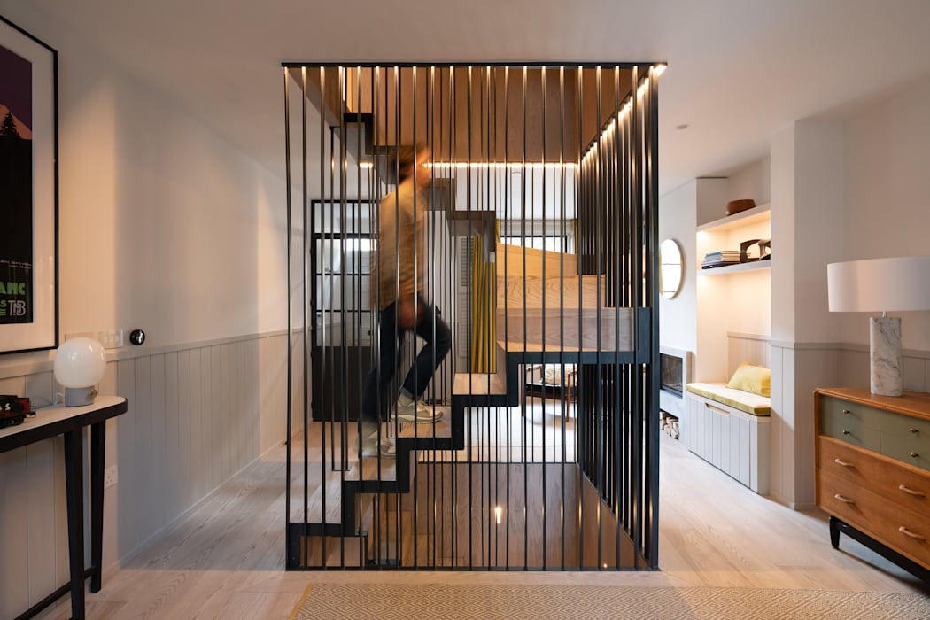 Stairwell:  Stairs by Shape London