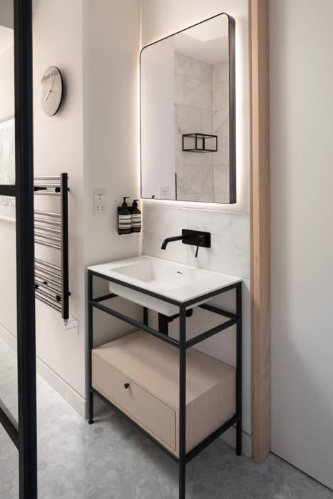 The Signal House Modern bathroom by Shape London Modern